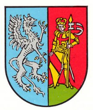 Clausen, Germany - Image: Wappen clausen pfalz