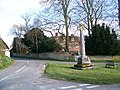 War Memorial, Gussage All Saints - geograph.org.uk - 771500.jpg
