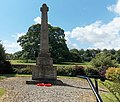 War Memorial Cross, Miserden - geograph.org.uk - 4117818.jpg
