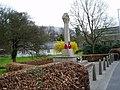 War Memorial at Llandinam - geograph.org.uk - 159047.jpg