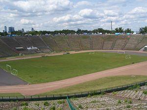 10th-Anniversary Stadium - Stadion Dziesięciolecia in 2006