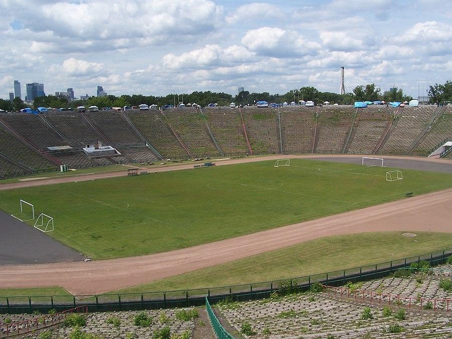 10th-Anniversary Stadium