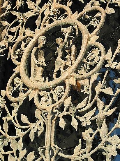 Washington National Cathedral ironwork
