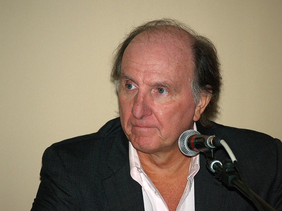 Wayne Barrett in 2007