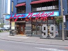 220px-Wayne_Gretzky%27s_99_%2815548285008%29 Wayne Gretzky Edmonton Oilers Los Angeles Kings New York Rangers Team Canada Wayne Gretzky