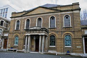 Wesley's Chapel - Wesley's Chapel