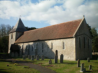 West Thorney village and civil parish in West Sussex, England