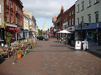 English: Westgate Street, Gloucester
