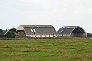 Wethersfield Hangars - geograph.org.uk - 221148