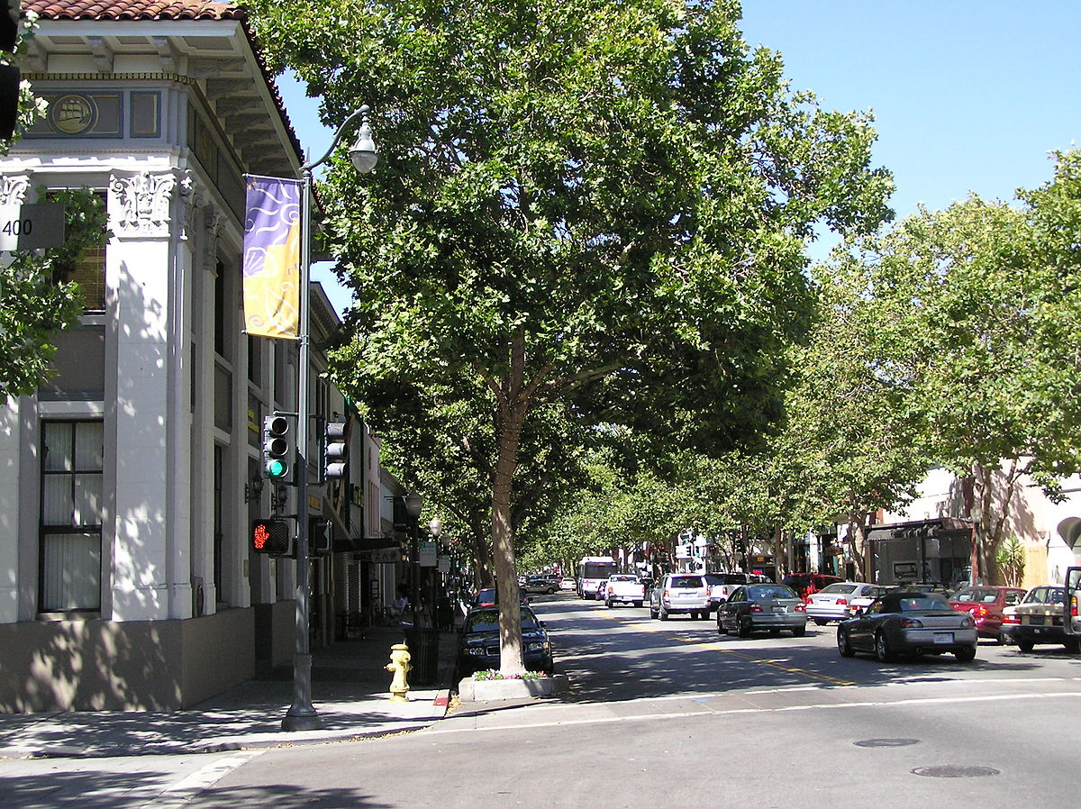 Downtown North, Palo Alto, CA