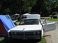 White Chrysler at Power Big Meet 2005.jpg