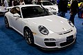 White Porsche 911 GT3, car show 2010 Seattle.jpg