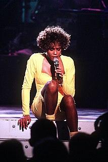 Whitney Houston singles discography