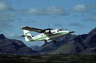Widerøe Flight 839 1990 aviation accident