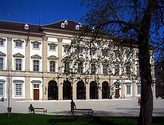 Alsergrund - Liechtenstein Museum (Alsergrund, Vienna).