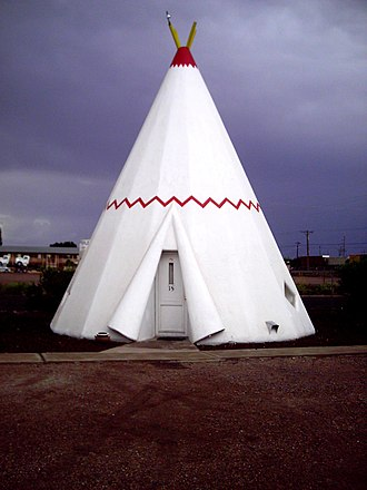 Wigwam Motel - Individual unit, Wigwam Motel, Holbrook, Arizona