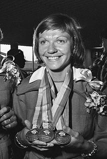 Wijda Mazereeuw Dutch swimmer
