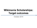 Wikimania Scholarship Program - Outcomes from 2014 scholars.pdf