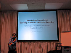 Wikimedia Foundation 2013 All Hands Offsite - Day 1 - Photo 16.jpg