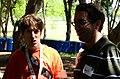 Wikipedians gathering 7887.JPG