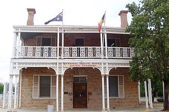 Wilcannia - Central Darling Council Chambers