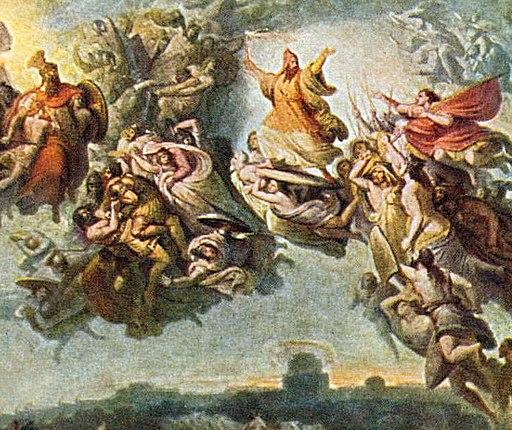 Wilhelm von Kaulbach 001 Hunnenschlacht cropped