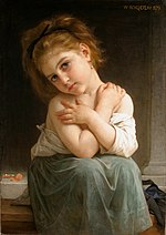 William A. Bouguereau - La Frileuse - 1879.jpg