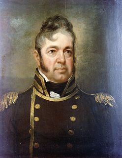William Bainbridge Commodore in the United States Navy (1774–1833)