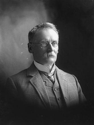 Minister of Railways (New Zealand) - Image: William Hall Jones 2