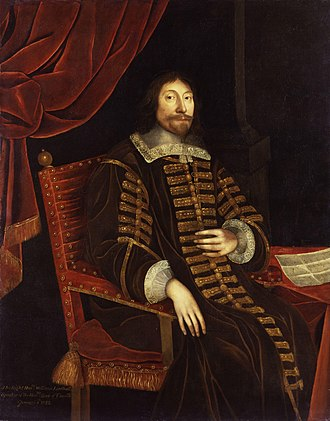 Lenthall pictures - Image: William Lenthall from NPG