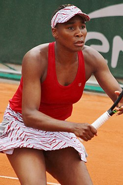 Image illustrative de l'article Venus Williams
