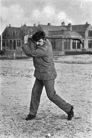 Willie Fernie (golfer) - Image: Willie Fernie (c. 1896)