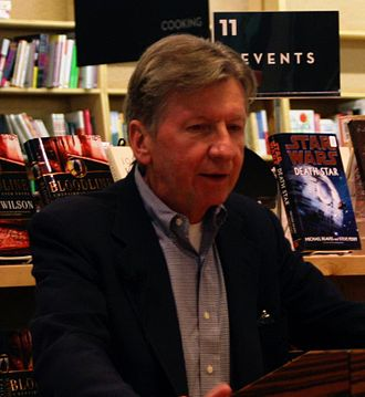 F. Paul Wilson - F. Paul Wilson at a book signing in 2007