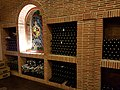 Wine bottles Bodegas Casajus Ribera del Duero.jpg