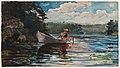 Winslow Homer - Pickerel Fishing (1892).jpg