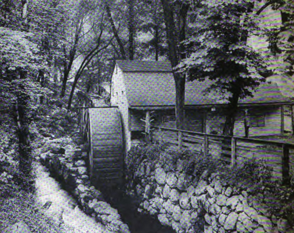 Winthrop Gristmill