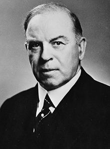 William Lyon Mackenzie King, en 1942.