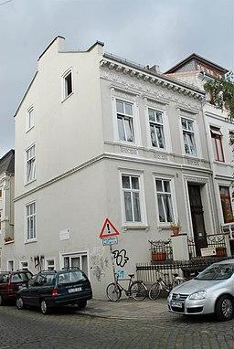 Besselstraße in Bremen