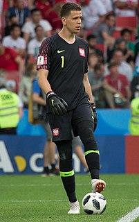 Wojciech Szczęsny Polish association football player