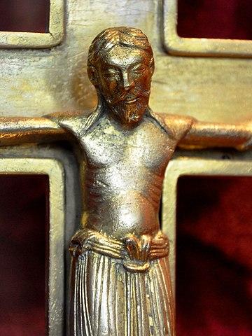 Wolpertswender Bronzekreuz