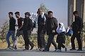 Women on the Arba'een Walk-Mehran city-Iran زنان در پیاده روی اربعین در مرز مهران- عکاسی خبری 09.jpg