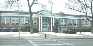 Wood-Ridge, New Jersey - Wood-Ridge High School