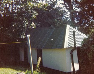 Woodway House - The old cob-built duck house