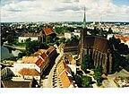 Panorama miasta - Wrocław