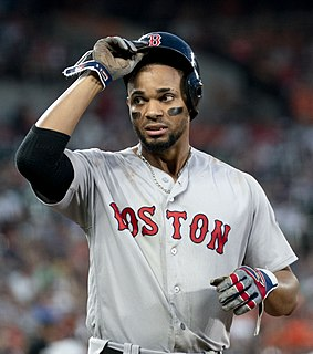 Xander Bogaerts Major League Baseball shortstop