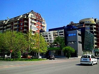 Mladost, Sofia - Image: Xenia complex Mladost 4