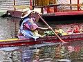 Xochimilco - Blumenverkäuferin.jpg