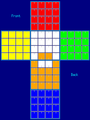 Xrubik 4x4x4 with odd permutation of edges.png