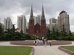 Xujiahui kathedrale.jpg