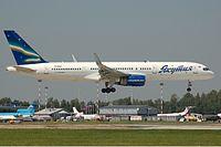 Yakutia Airlines Boeing 757-200 Parfaits.jpg